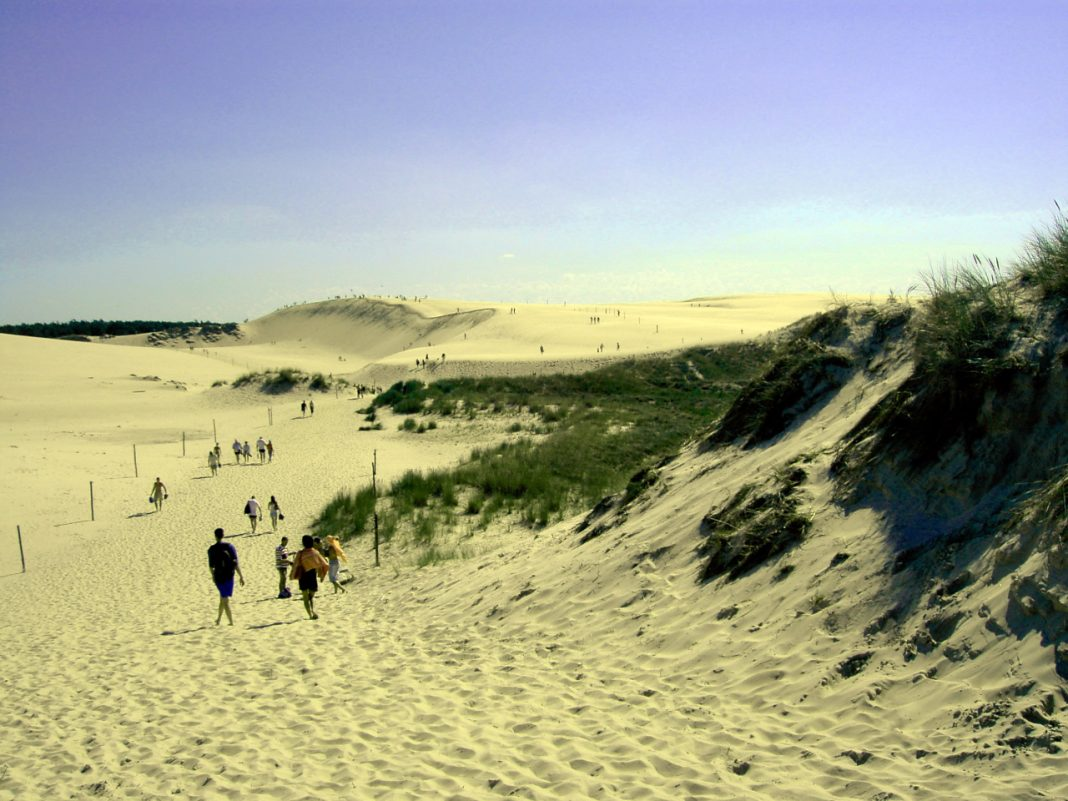Duinen Slowinski National Park
